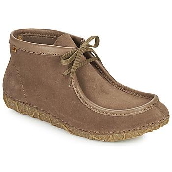 Schoenen Laarzen El Naturalista REDES Beige