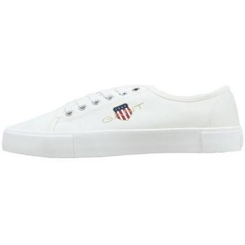 Schoenen Heren Lage sneakers Gant  Wit