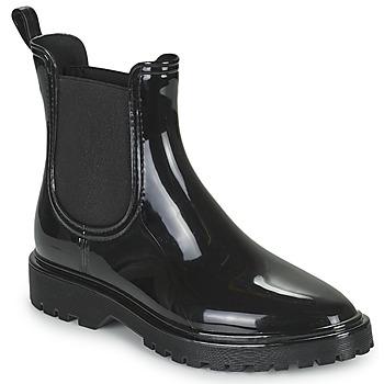 Schoenen Dames Regenlaarzen Be Only INGY Zwart