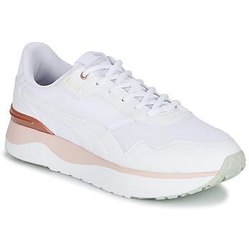 Schoenen Dames Lage sneakers Puma R78 VOYAGE Wit / Roze