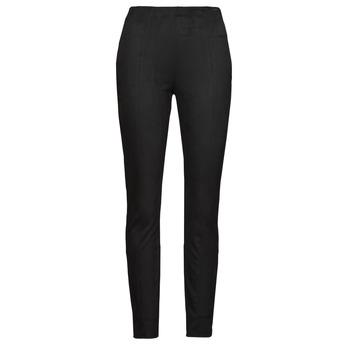 Textiel Dames Leggings Guess MAYA LEGGINGS Zwart
