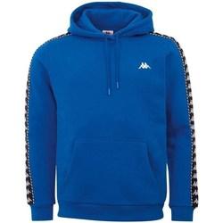 Textiel Heren Sweaters / Sweatshirts Kappa Igon Bleu