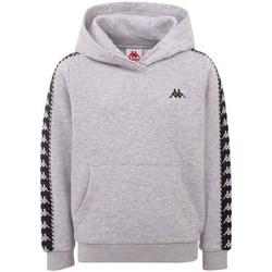 Textiel Heren Sweaters / Sweatshirts Kappa Igon Gris