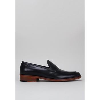 Schoenen Heren Mocassins Roberto Torretta  Zwart