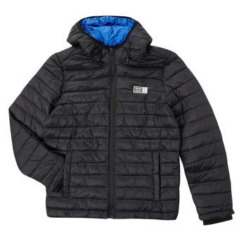 Textiel Jongens Dons gevoerde jassen Deeluxe MITCHUM Zwart