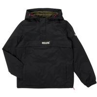 Textiel Jongens Wind jackets Deeluxe BLINKY Zwart