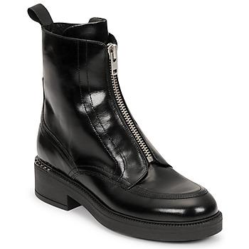 Schoenen Dames Laarzen Jonak ARIETTE Zwart