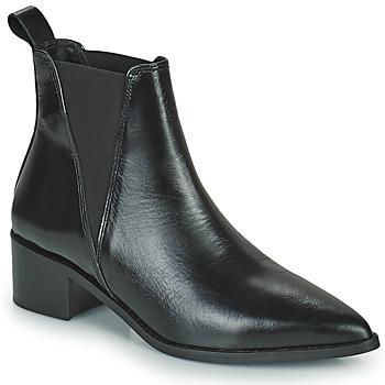 Schoenen Dames Laarzen Jonak ANOKI Zwart