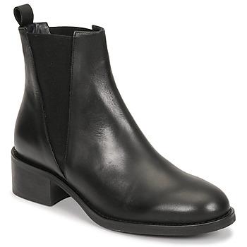 Schoenen Dames Laarzen Jonak DODGE Zwart