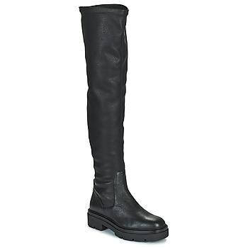 Schoenen Dames Hoge laarzen Jonak POMONE Zwart