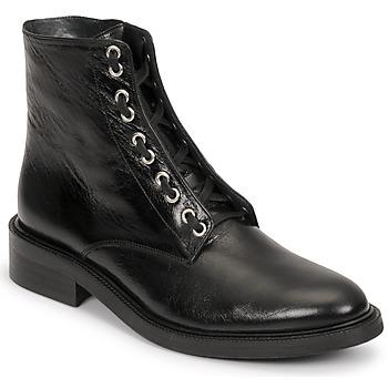Schoenen Dames Laarzen Jonak DOLCE Zwart