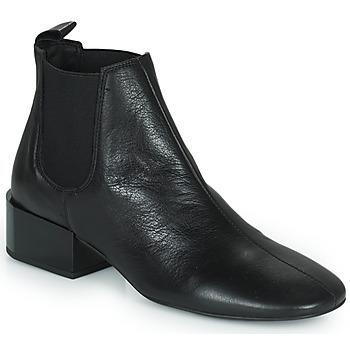 Schoenen Dames Laarzen Jonak BRIANA Zwart