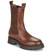 Schoenen Dames Laarzen Jonak RIDLE Brown