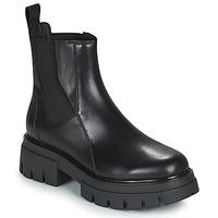 Schoenen Dames Laarzen Ash LINKS Zwart