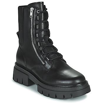 Schoenen Dames Laarzen Ash LETS Zwart