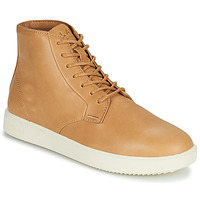 Schoenen Heren Hoge sneakers Clae GIBSON Brown