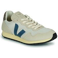 Schoenen Lage sneakers Veja SDU REC Beige / Blauw
