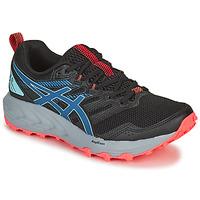 Schoenen Dames Running / trail Asics GEL-SONOMA 6 Zwart / Blauw / Roze