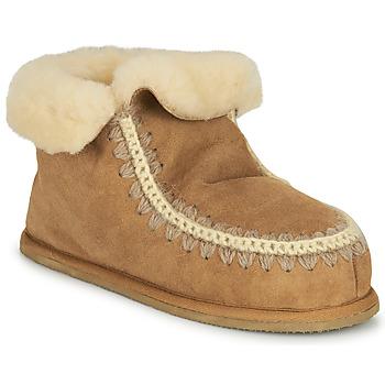 Schoenen Dames Sloffen Shepherd PIA  camel