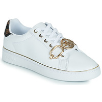 Schoenen Dames Lage sneakers Guess BABE Wit