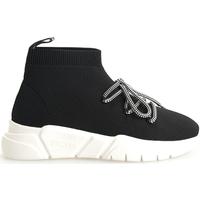 Schoenen Dames Hoge sneakers Love Moschino  Zwart