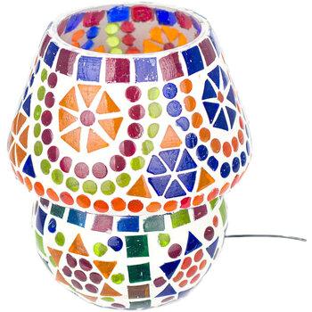Wonen Tafellampen Signes Grimalt Small Mushroom Lamp Multicolor