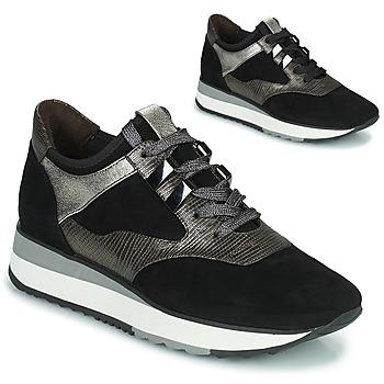 Schoenen Dames Lage sneakers Adige XERUS V1 SOLAR CARBONE Grijs