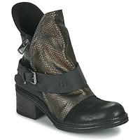 Schoenen Dames Laarzen Metamorf'Ose KALEUR Zwart