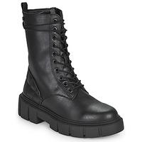 Schoenen Dames Laarzen MTNG 50188-C51975 Zwart