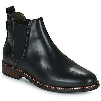 Schoenen Dames Laarzen Barbour FOXTON Zwart
