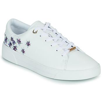 Schoenen Dames Lage sneakers Ted Baker KEILIE Wit