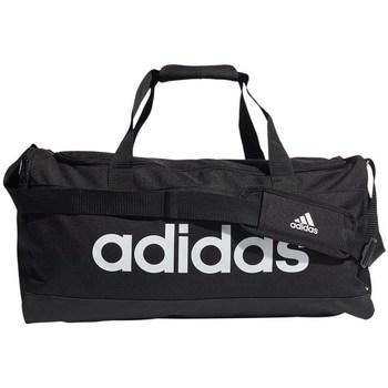Tassen Sporttas adidas Originals Linear Duffel M Blanc, Noir
