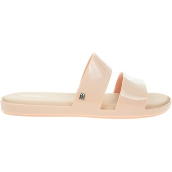 Schoenen Dames Leren slippers Melissa Color Pop AD Rose