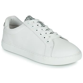 Schoenen Dames Lage sneakers Bons baisers de Paname SIMONE EYES Wit