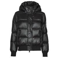 Textiel Dames Dons gevoerde jassen Armani Exchange 8NYB40 Zwart