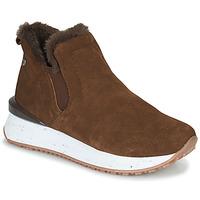 Schoenen Dames Hoge sneakers Gioseppo JONDAL Brown