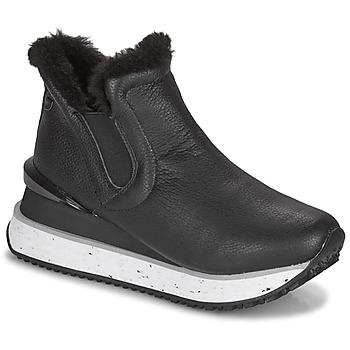 Schoenen Dames Hoge sneakers Gioseppo FEDJE Zwart