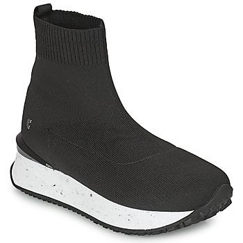 Schoenen Dames Hoge sneakers Gioseppo ULUIK Zwart