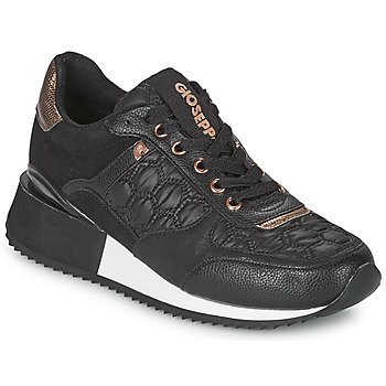 Schoenen Dames Lage sneakers Gioseppo ENGERDAL Zwart