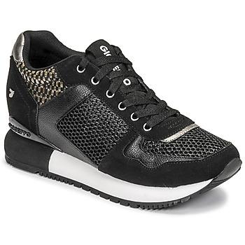 Schoenen Dames Lage sneakers Gioseppo LILESAND Zwart