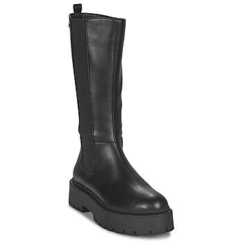 Schoenen Dames Hoge laarzen Gioseppo SOHAG Zwart