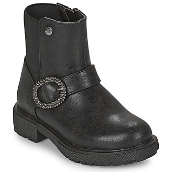 Schoenen Meisjes Laarzen Gioseppo LONTZEN Zwart