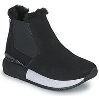 Schoenen Meisjes Hoge sneakers Gioseppo NORDEN Zwart