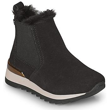 Schoenen Meisjes Hoge sneakers Gioseppo ORTRAND Zwart