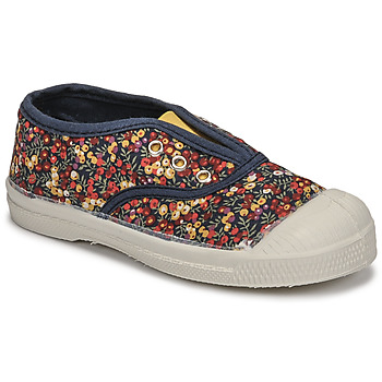 Schoenen Kinderen Lage sneakers Bensimon TENNIS ELLY LIBERTY ENFANT Multicolour