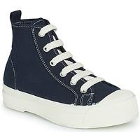 Schoenen Kinderen Hoge sneakers Bensimon STELLA B79 ENFANT Blauw