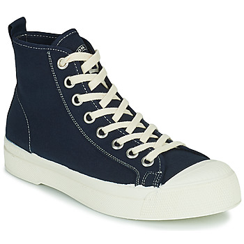 Schoenen Dames Hoge sneakers Bensimon STELLA B79 Blauw