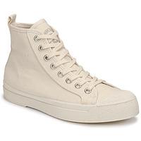 Schoenen Dames Hoge sneakers Bensimon STELLA B79 Beige