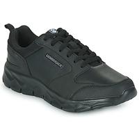 Schoenen Heren Lage sneakers Lumberjack RAM SNEAKER Zwart