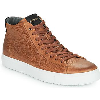 Schoenen Heren Hoge sneakers Blackstone VG06-CUOIO Brown
